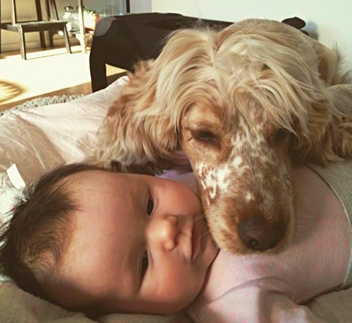 Mikkeline og babyedited